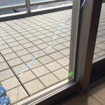 窓ガラスが割れた!その割れ方と原因とは?