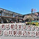【住めば都】実はオシャレな京都 山科駅周辺をご紹介!